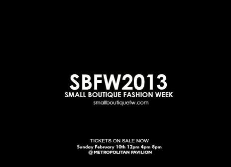 SBFW2013
